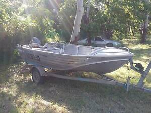 3.95 shadow 25 Yamaha great boat reliable Mackay Mackay City Preview
