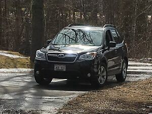 Lease takeover: 2015 Subaru Forester 2.5i Touring