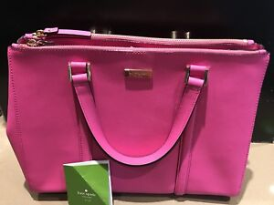 Kate spade tophandle and cross body bag