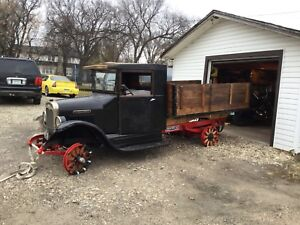 1928 INTERNATIONAL Six Speed Special -mid reconstruction project