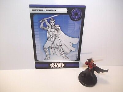 Star Wars Miniatures - Imperial Knight 21/60 - Legacy of the Force