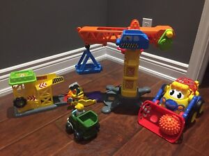 Lot of 4 baby boy toys
