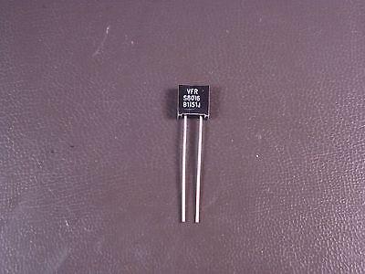 Rnc90y4k1200tr Vishay Metal Foil Resistor 4.12k Ohm 600mw 0.01 Radial Nos