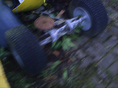 Ride on Mower Transaxle 5+1 speed with 16'' wheels , Cardiff area