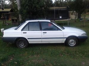 1992 Nissan Pulsar Sedan Carters Ridge Gympie Area Preview