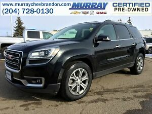 2014 GMC Acadia SLT2 AWD 7 Pass Option *DVD* *Blind Side* *Backu