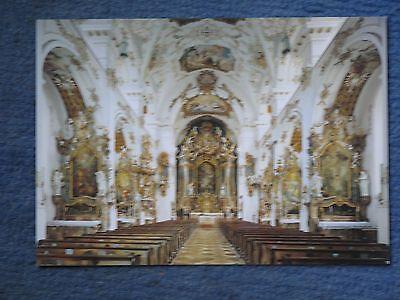 Dietramszell Maria Himmelfahrt ehem. Augustinerchorherren-Kirche Ansichtskarte online kaufen
