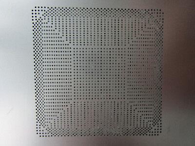90X90 GF-GO6800-B1 GF-GO7900-GSHN-A2 Stencil Template