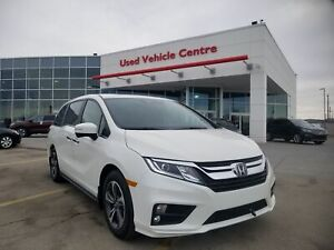 2018 Honda Odyssey EX *Local Van, No Accidents, Heated Seats*