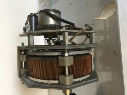 Powerstat Variable Autotransformer Type 1256-1405 with Superior Slo-Sun Driving