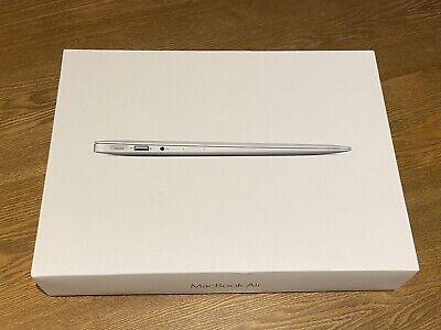 Apple MD760CH/B 13-inch MacBook Air 128gb- Silver Model: A1466 (2014)