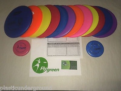INNOVA FRISBEE DISC GOLF NEW 12 PACK BUILD YOUR OWN SET DRIV