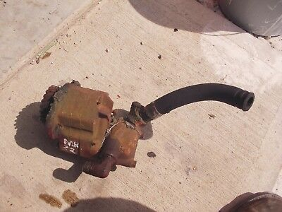 Massey Harris 22 Tractor Mh Hydraulic Pump Assembly