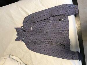 Women's size S purple bench jacket