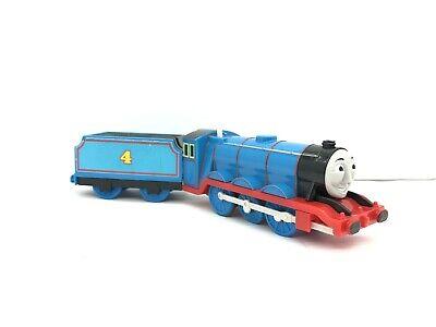 Thomas & Friends Trackmaster - GORDON & TENDER - Motorized Train Engine EUC 2009
