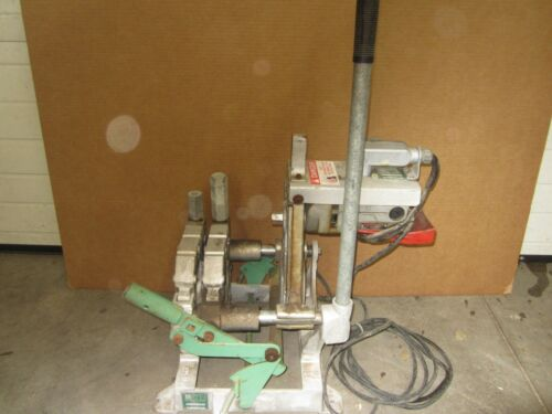 McELROY  #14 BUTT FUSION MACHINE 420001  401001