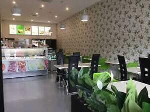 Coffee, Burger Bar and Ice  Cream Shop in Boronia