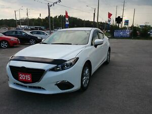 2015 Mazda Mazda3 GS NAVI !!CERTIFIED!!FINANCING!!AVAILABLE!