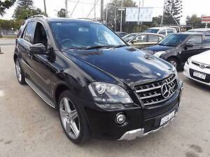 2011 MERCEDES BENZ ML350 CDI AMG SPORTS PACK $37999 Carlisle Victoria Park Area Preview