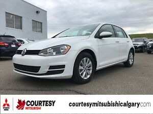 2018 Volkswagen Golf 1.8 TSI * COMES W/ WINTER TIRES