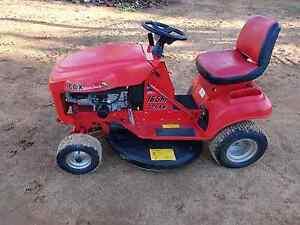 Cox Stockman ride on mower Echuca Campaspe Area Preview