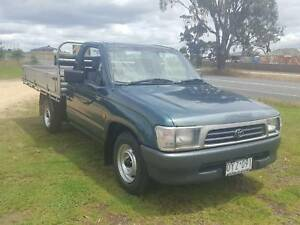 1998 Toyota Hilux 4X2 Ute Traralgon East Latrobe Valley Preview