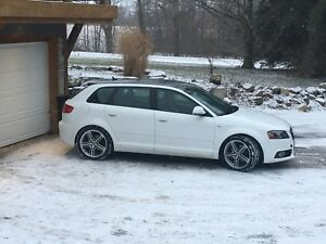 2010 Audi A3 S-Line all wheel drive 164K