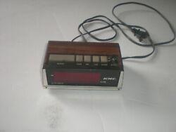 KMC Digital Alarm Clock Small Easy to Use