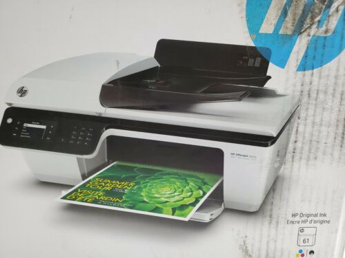 HP Officejet 2620 Printer, All-in-One Printer, Scanner, Copier & Fax