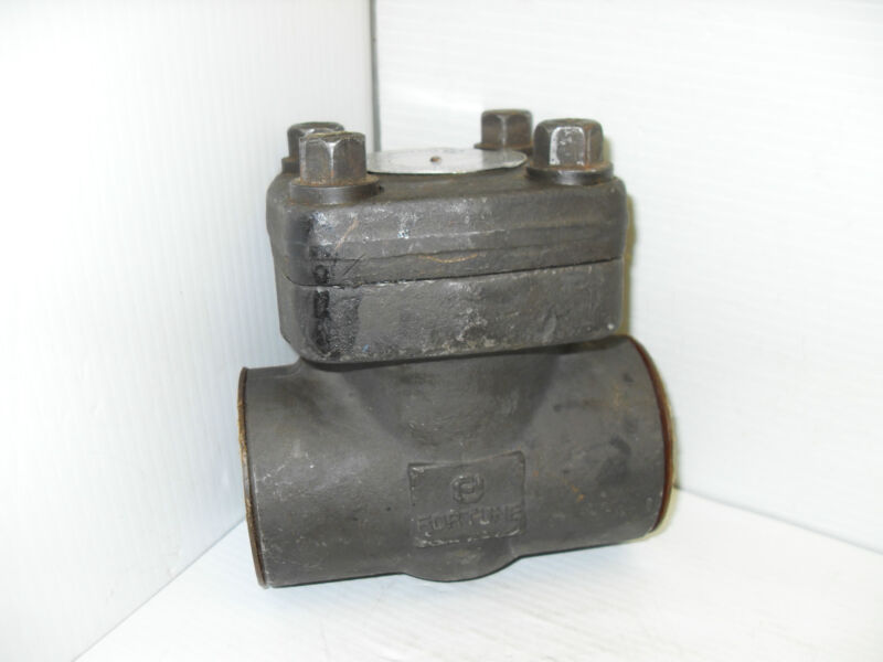 """NEW FORTUNE 2"""" FORGED CHECK VALVE CLASS 800  A105"""
