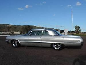 1964 Chevrolet Impala Convertible Scone Upper Hunter Preview