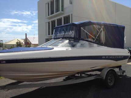 Bayliner Capri 2050 Bowrider Howard Fraser Coast Preview