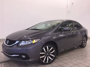 2014 Honda Civic Touring, Impeccable, Navigation/GPS