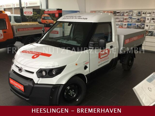 StreetScooter Work Pick Up  40kWh #  Sauber Leasen!!!!