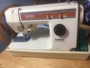 Brother zig zag sewing machine