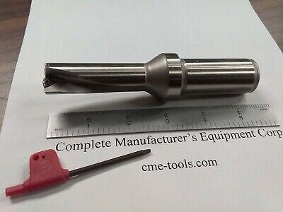 U Drill 1316x2-12x5-12 1 Shk Index Wcmx03 Inserts Ud-1316