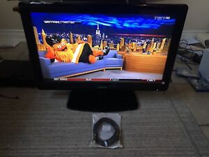 """32"""" PHILIPS 1080p HD TV FOR SALE!"""