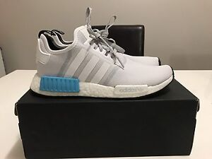 Adidas NMD R1 'Bright Cyan' US9.5/43 Queens Park Canning Area Preview