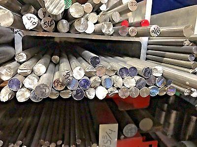 Titanium Round Bar 6al4v .390 X 36