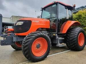 2017 KUBOTA M108S 4WD TRACTOR ONE OWNER Noosaville Noosa Area Preview
