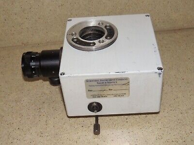 Olympus Pm-vb-3 Microscope Camera Attachment Connector