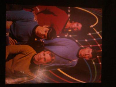 Star Trek Postkarte (ca. 20x25 cm)