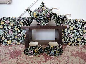 Vintage-Royal-Winton-Chintz-Morning-Glory-Tea-Set-for-2-Teapot-9 ...