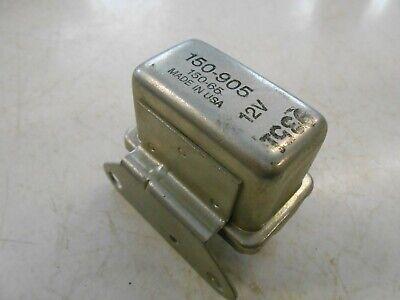Traverse Reach Forklift Telehandler 47586-6 12volt Relay Oem