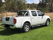 Nissan Navara 2011 D40 4x4 Dual Cab Tea Tree Gully Area Preview