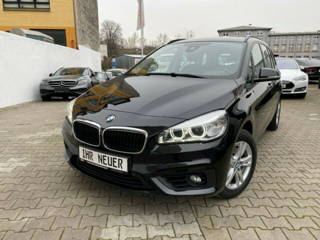 BMW 218 Gran Tourer Advantage Automatik LED NAVI AHK