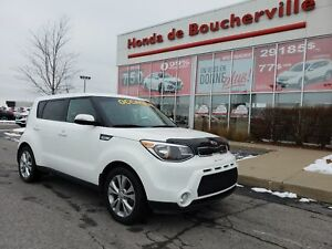 2016 Kia Soul EX DGI Jamais Accidenté, Bluetooth, A/C