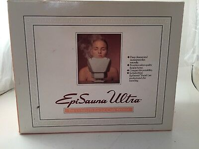 EpiSauna Ultra The Complete Facial Care - Complete Facial Care System