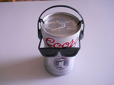 Vintage Coors light Dancing Beer Can Takara 1980's WORKING Nice Condition