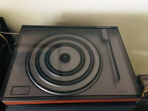 Bang and Olufsen Beogram  1600 Turntable with MMC20EN Cartridge